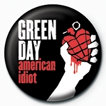 (014) GREEN DAY BADGE PACK
