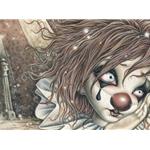 Sexy Clown Kostüm