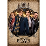 Fantastic Beasts - Magical Group Mini-Poster