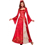 Karneval Clown Kostüm
