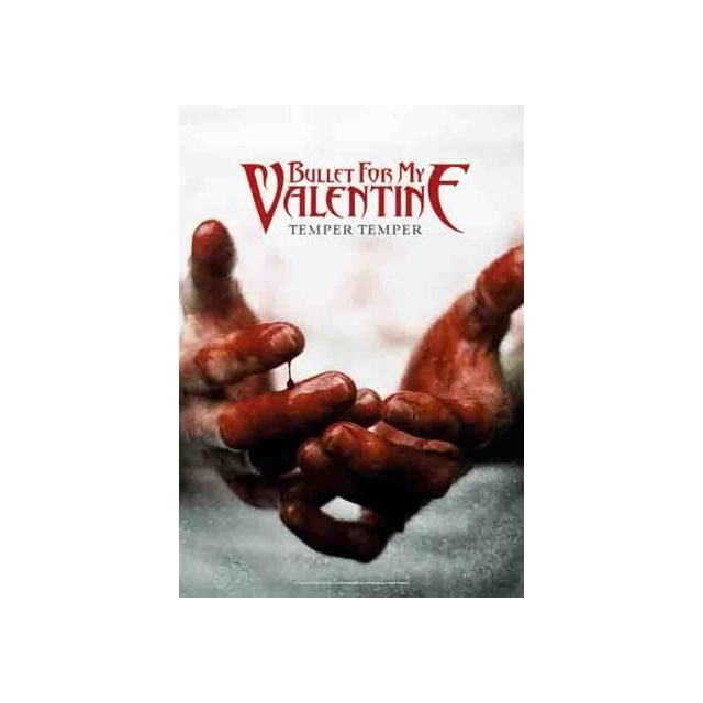 Bullet for my Valentine Posterflagge