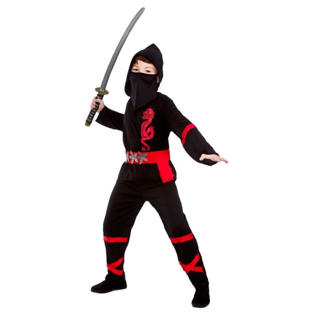 Ninja Power Kid Kostüm