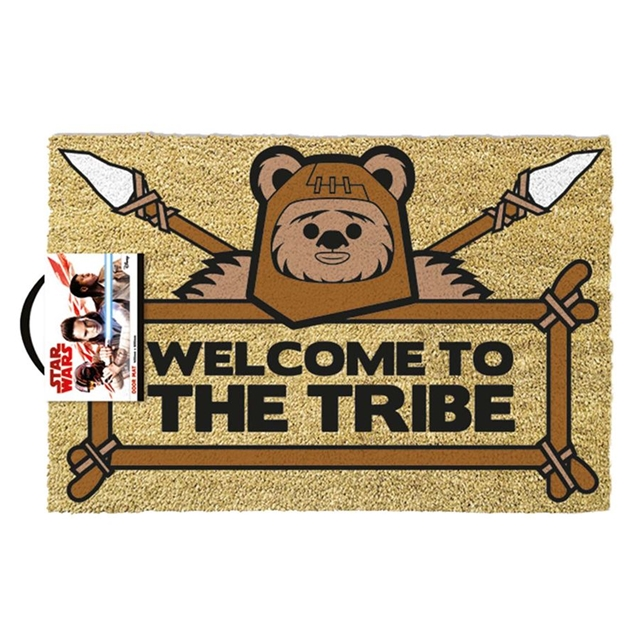 Star Wars Fussmatte Ewok Welcome to the Tribe