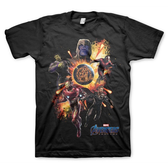 The Avengers Endgame - Heroes T-Shirt