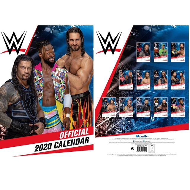 Wwe Kalender 2021