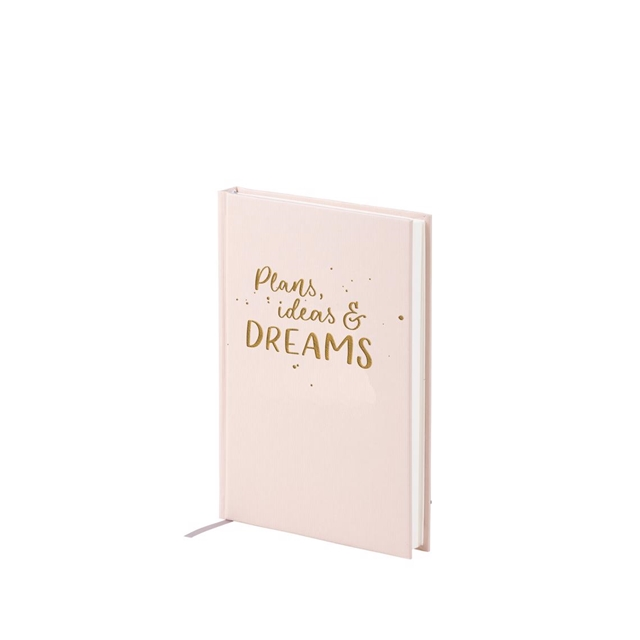 "My Journal ""Plans, Ideas & Dreams"" Notizbuch"