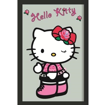 Hello Kitty Rose Spiegel