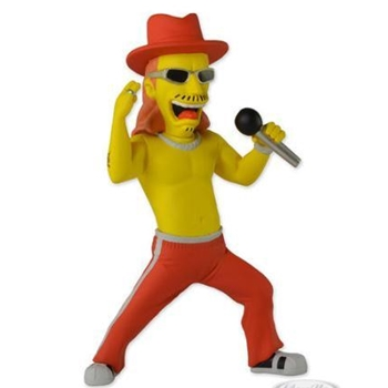 The Simpsons 25th Anniversary Actionfigur Kid Rock