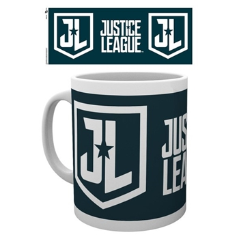 Justice League - Badge Tasse
