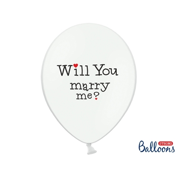 Ballone Will Yu Marry Me? 30cm
