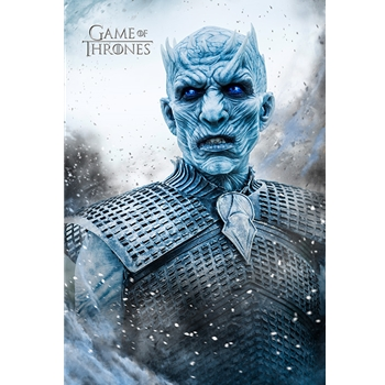 Game of Thrones Night King Maxi-Poster 61x91,5cm