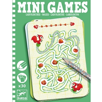 Mini Games Labyrinthe by Ariane