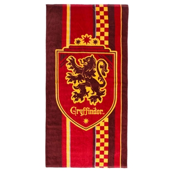 Harry Potter Gryffindor Badetuch